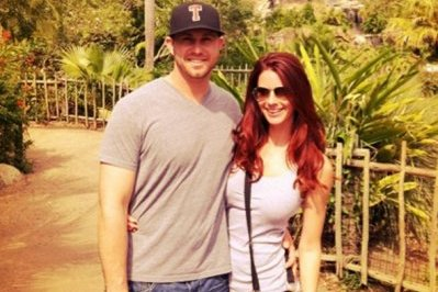 Evan Longoria's Boo Jamie Edmondson Swiped Blueberry Muffin from Sweet Tomatoes