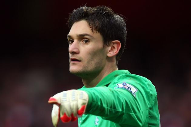 I Expected to Be Tottenham's First-Choice Goalkeeper, Says Lloris