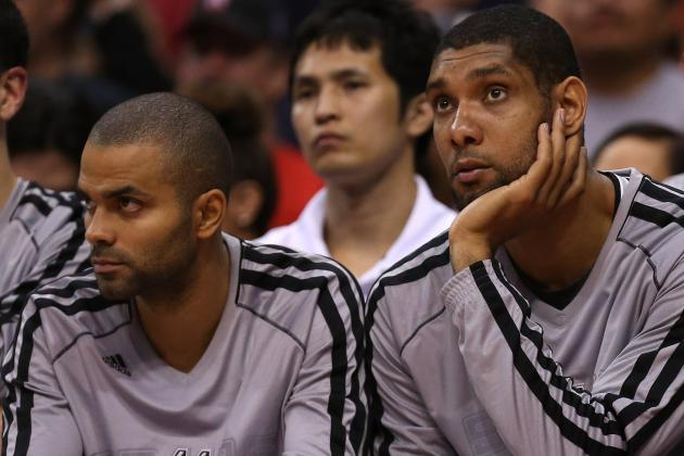 Reactions: Spurs Fined $250k