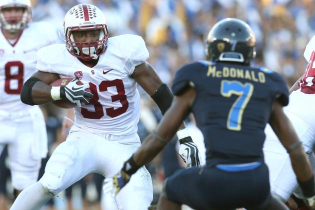 College Football Gamecast: UCLA vs Stanford