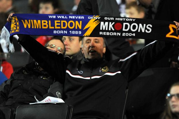 MK Dons and AFC Wimbledon to Meet for the First Time in the FA Cup 2nd Round
