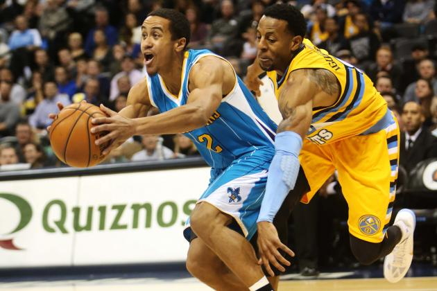 Monty Williams Urging Backup Point Guard Brian Roberts to Shoot More