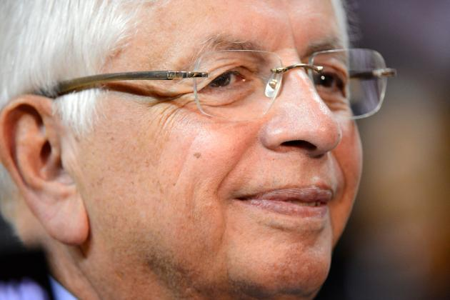 David Stern Picks the Wrong Fight with San Antonio Spurs Fine