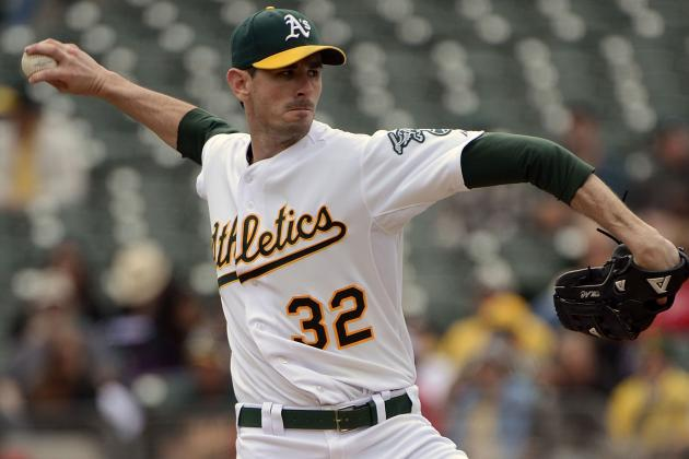 Diamondbacks Have Interest in Brandon McCarthy