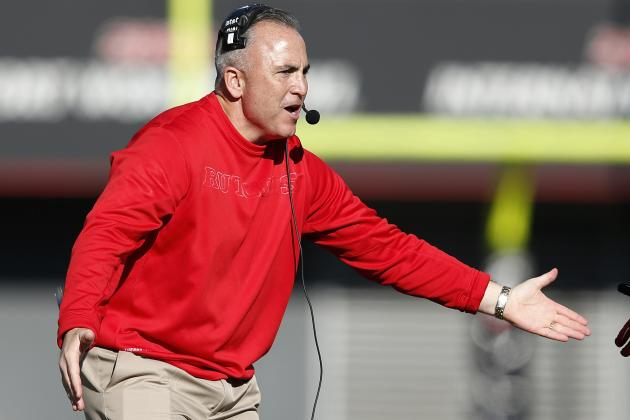 Rutgers Coach Kyle Flood Will Thoroughly Examine Latest Collapse