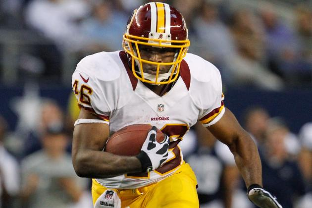 Washington Redskins: Why Alfred Morris Is the Key to Victory over the Giants