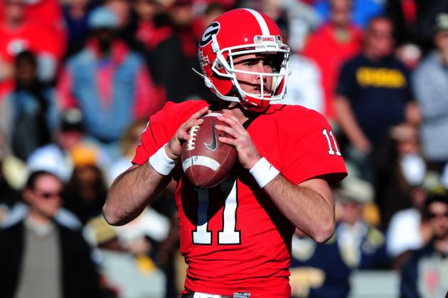Georgia Eager to Carve out New Legacy vs. Alabama