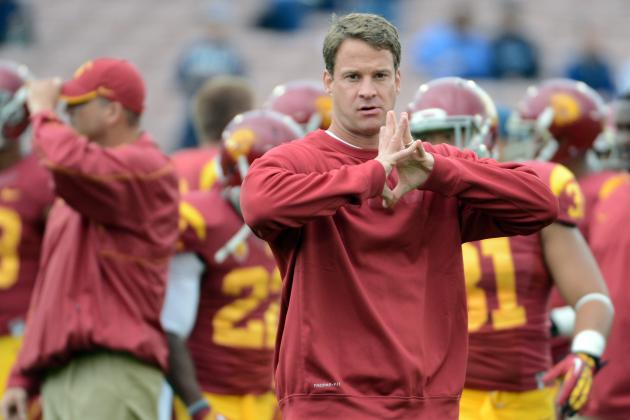 USC Football: Trojans Should Give Lane Kiffin 1 More Year to Fix Progam
