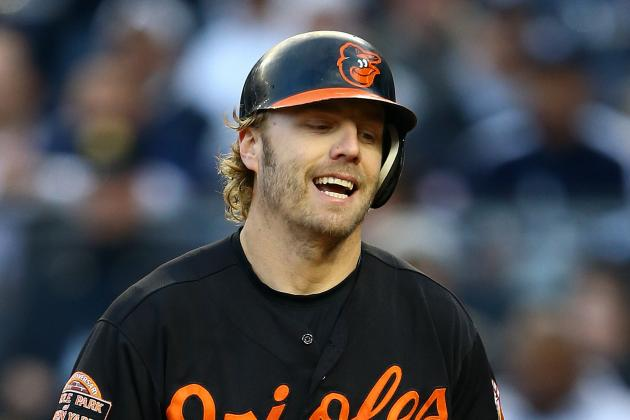 Orioles Non-Tender Mark Reynolds