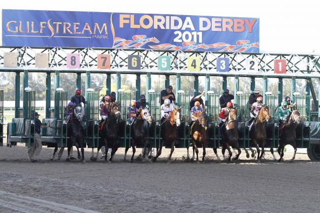 Gulfstream Park Meeting Starts with Rich Claiming Crown