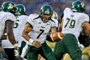 Struggling USF Hoping to End Pitts Season