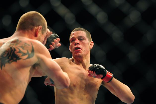 Nate Diaz: 'Maybe It's My Turn' to Be the Next Gracie Jiu-Jitsu Champion
