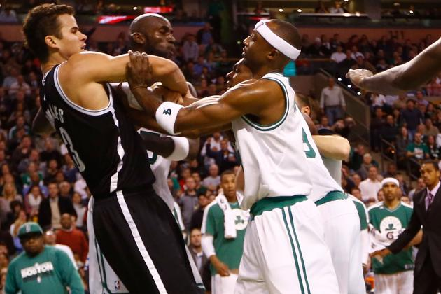 NBA's 'Tough Guy' Problem Is Bigger Than Rajon Rondo