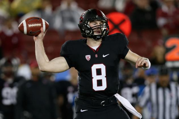 Stanford vs. UCLA: Cardinal Win Proves Future Is Bright for Kevin Hogan