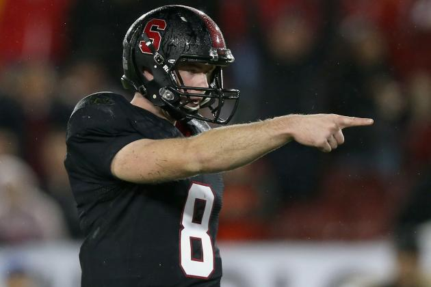 Pac-12 Championship: Stanford's Kevin Hogan's the Best QB You Know Nothing About