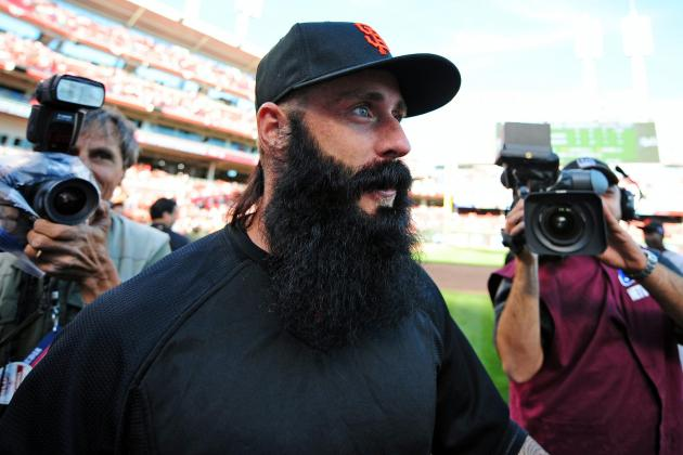 Brian Wilson Hits MLB Free Agency After Being Non-Tendered by SF Giants