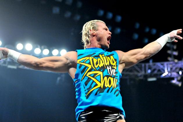 Dolph Ziggler Must Defeat John Cena to Main Event in WWE