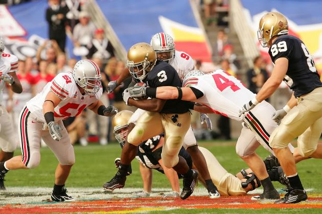 Ohio State Football: Buckeyes Would Have Beaten Notre Dame in BCS Title Game