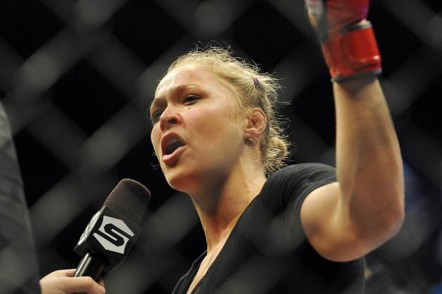 Ronda Rousey and What Happens If She Loses Her UFC Debut
