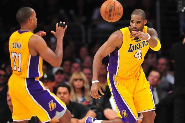 Lakers' Superstars Won't Be Why Mike D'Antoni's Offense Clicks