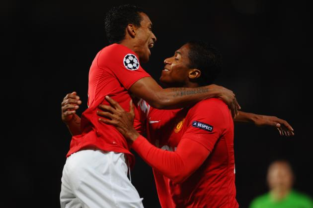 Manchester United Without Nani and Antonio Valencia for Reading Clash