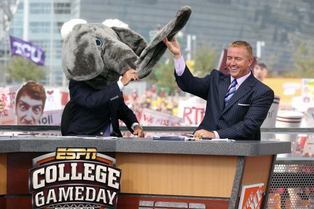 College Gameday 2012: Week 14 Schedule, Location, Predictions & More
