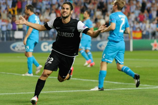 Manchester City Prepare Offer for Spanish Playmaker Isco