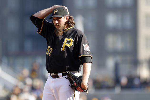 Report: The Pirates Are Shopping Joel Hanrahan
