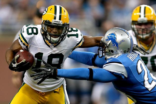 Is Randall Cobb the Green Bay Packers Best Running Option?