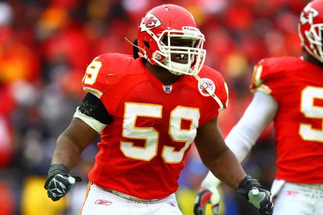 Kansas City Chiefs LB Jovan Belcher Shoots and Kills Girlfriend, Self