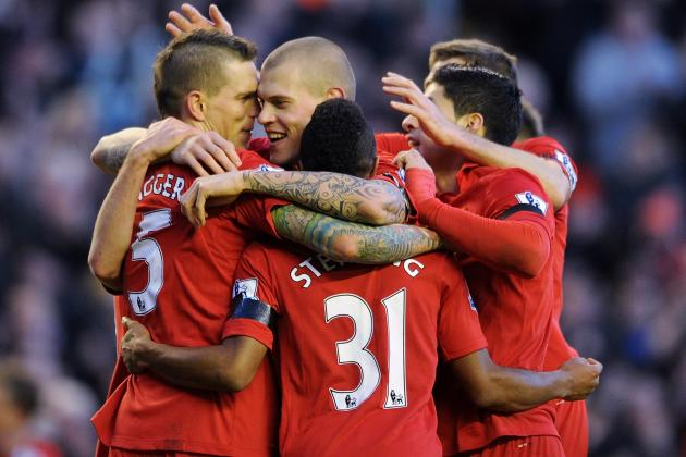 Liverpool vs. Southampton: Premier League Live Score, Highlights, Recap