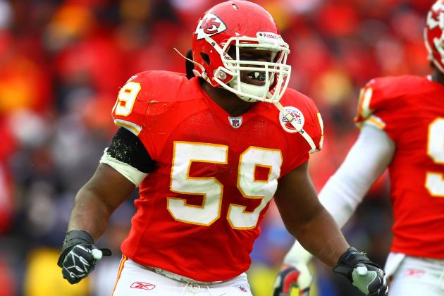 Chiefs LB Jovan Belcher Shoots Girlfriend, Commits Suicide Outside Team Facility
