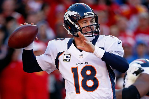 Peyton Manning Set to Shred Buccaneers' NFL-Worst Secondary to Bits in Week 13