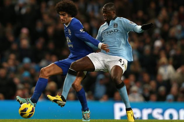 Manchester City vs. Everton: Score, Analysis and Grades