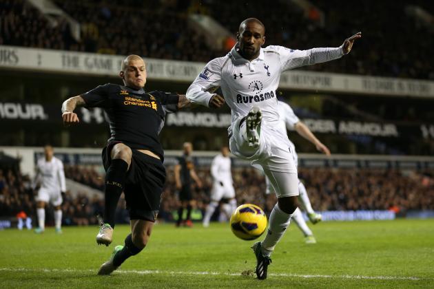 Fulham 0 Tottenham Hotspur 3 : Match Report