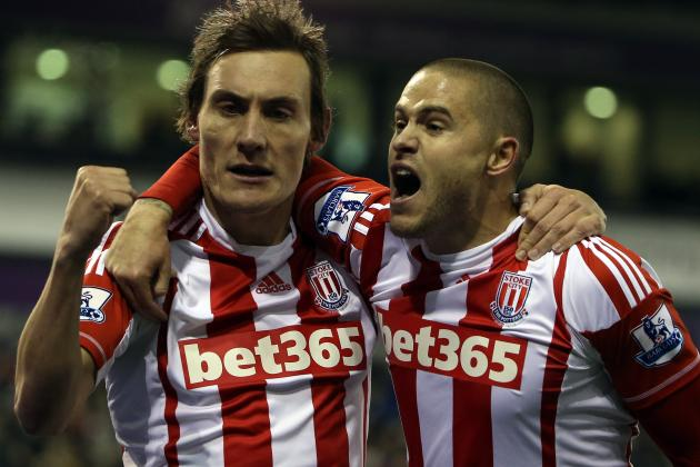 Match Report: West Brom 0-1 Stoke