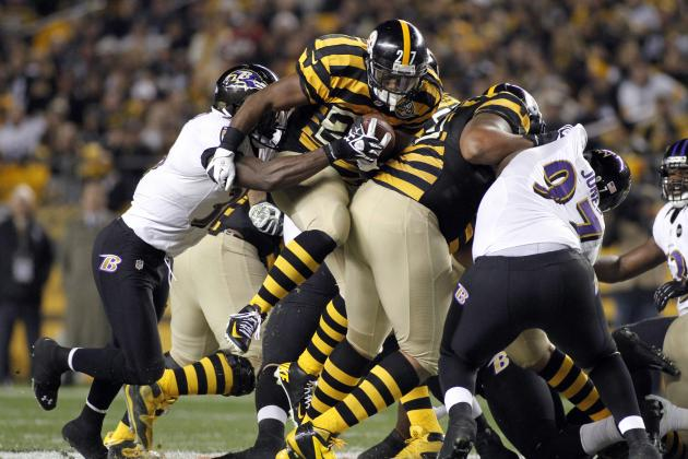 Ravens vs. Steelers: Fantasy Studs and Duds in Pivotal AFC North Showdown