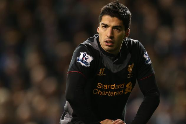 Luis Suarez Facing Ban After Booking in Liverpool Win over Southampton