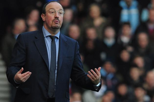 Rafael Benitez Rues Failure to Kill Game as West Ham Overcome Chelsea 3-