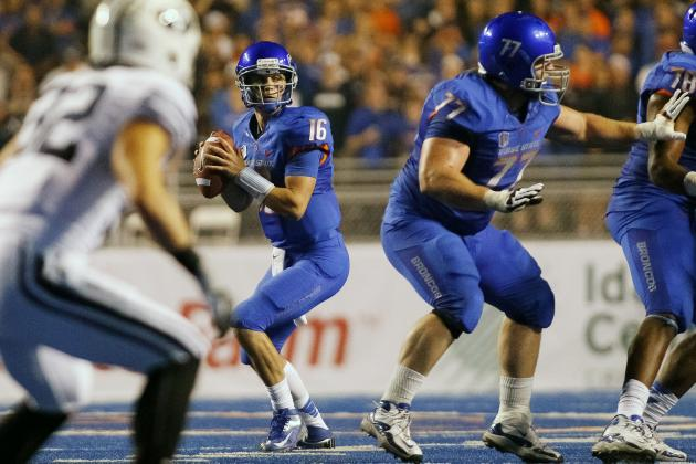 Boise State vs. Nevada: Live Scores, Analysis and Results