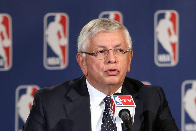 David Stern Fines San Antonio Spurs $250,000 Following Game with Miami Heat