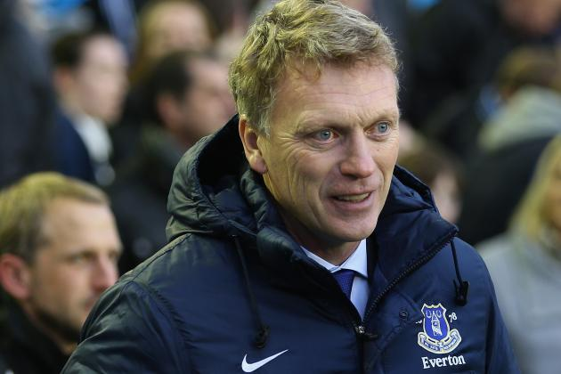 David Moyes Had Mixed Feelings After Evertons 1-1 Draw at Manchester City