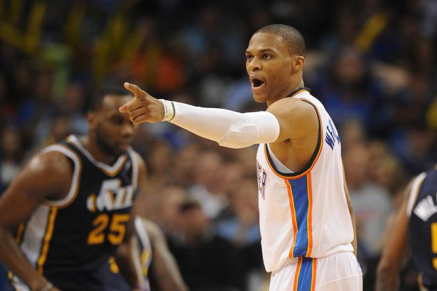 Russell Westbrook Had a Statistical Performance for the Ages in Win over Jazz