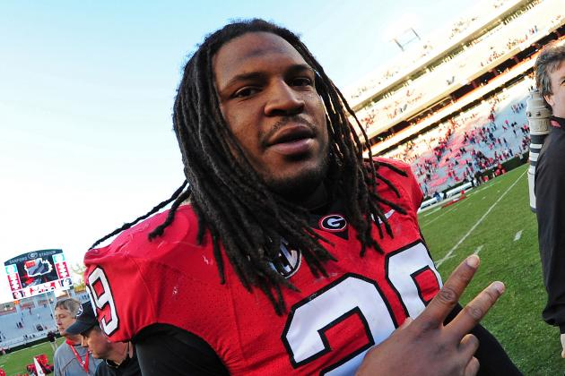 Video: Jarvis Jones' Second Chance