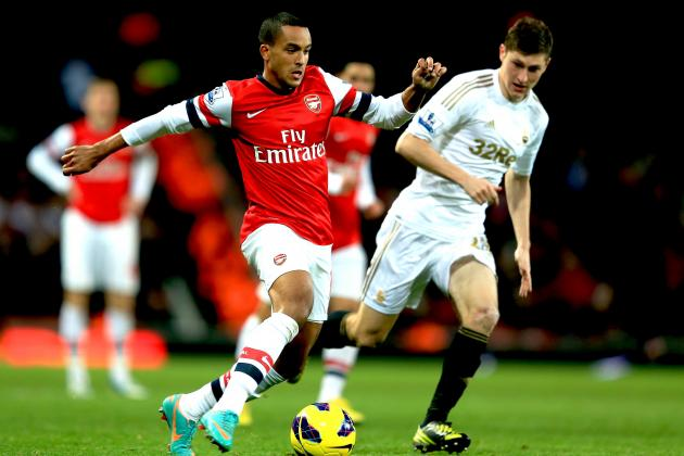 Arsenal vs. Swansea: Score, Analysis and Grades