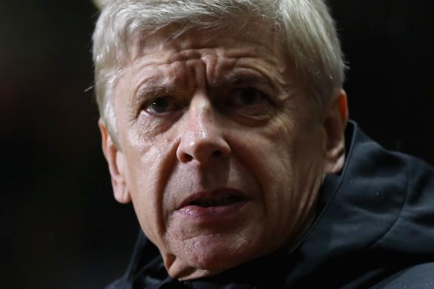 Arsenal Manager Arsene Wenger Felt That His Side Looked Jaded