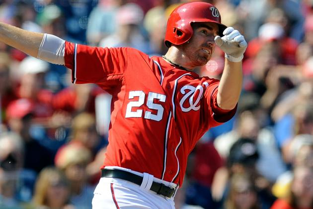Adam LaRoche, Mike Rizzo talk contract