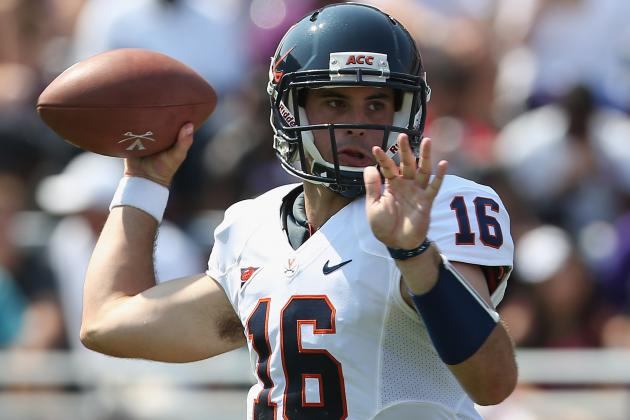 QB Michael Rocco to Transfer from Virginia