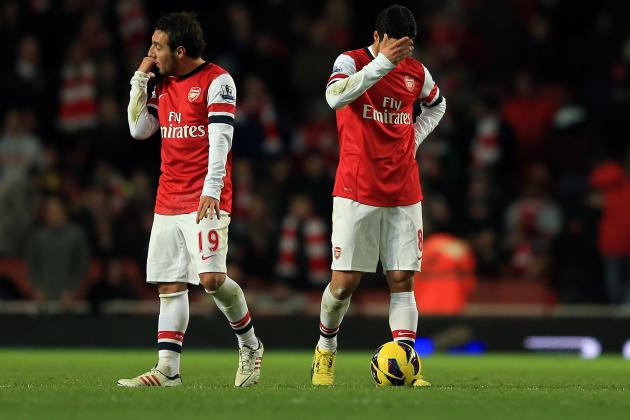 Arsenal vs. Swansea: Mediocre Gunners Have Run out of Excuses