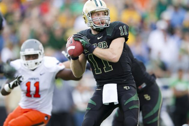 Oklahoma State Cowboys vs. Baylor Bears: Live Scores, Analysis and Results